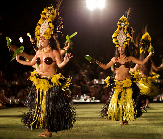 Hawaii - The Old Lahaina Luau